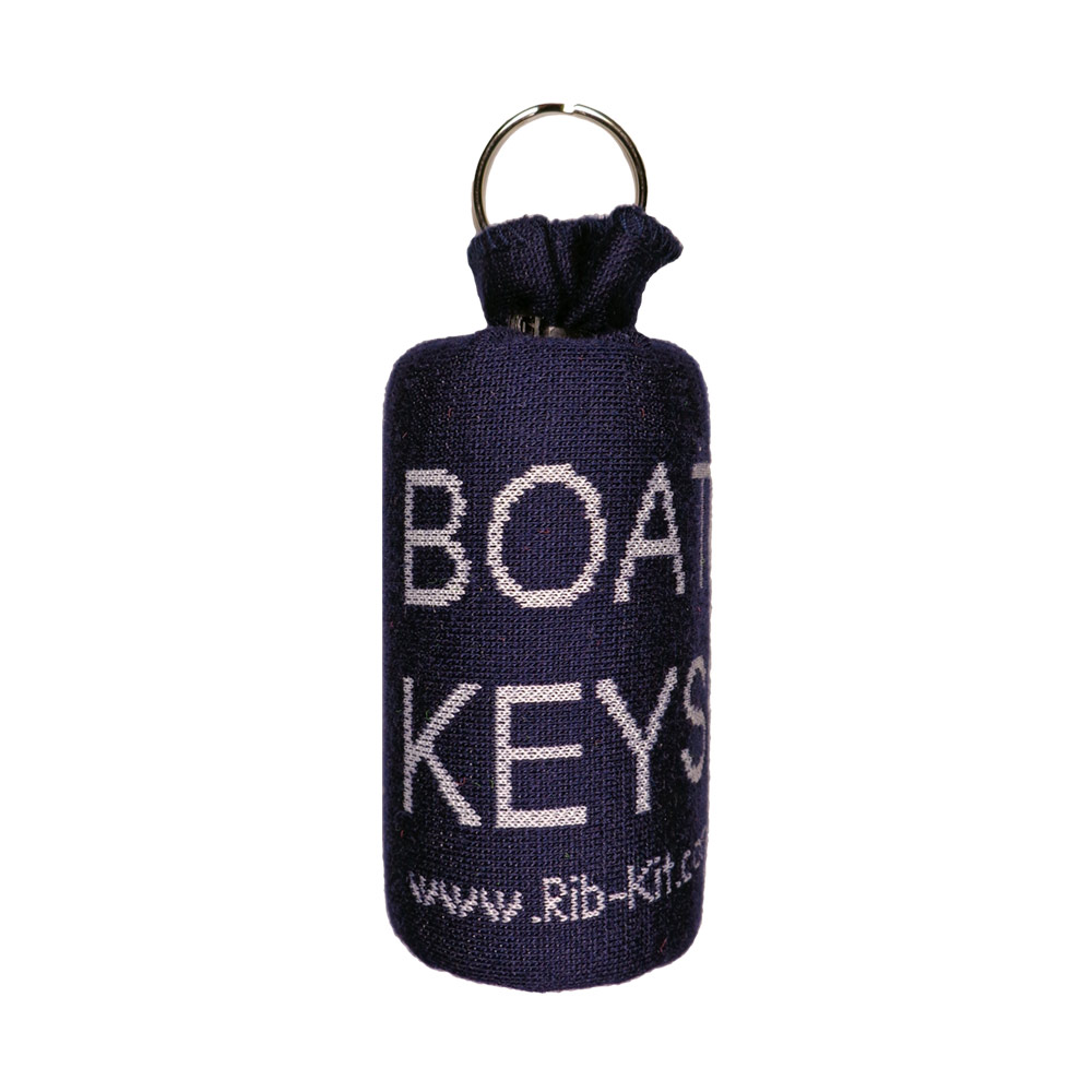BOAT KEYS NAVY BLUE
