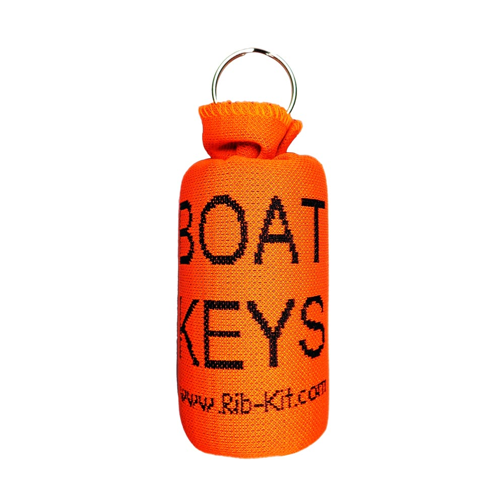 BOAT KEYS FLUO ORANGE